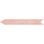 Jane- Word Art- Love You