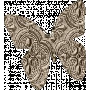 Jane- Metal Butterfly