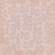 Jane- Pink Subtle Roses Paper