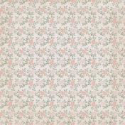 Jan- Soft Pink Roses Paper