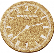 Corky Bits- Timepiece