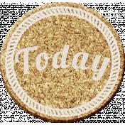Corky Bits- Today Circle