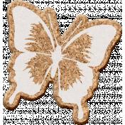 Corky Bits- Butterfly 02