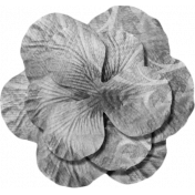 Shine- Medium Paper Flower Template