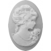 Shine- Vintage Resin Piece Template