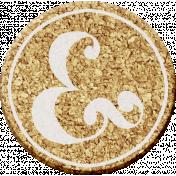 Corky Bits- & Symbol