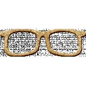 Corky Bits- Glasses