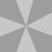 Sunburst Layered Overlay/Paper Template 10