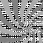 Sunburst Layered Overlay/Paper Template 09