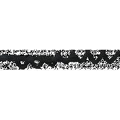 Renewal May 2015 Blog Train Mini Kit- Messy Stitches- Single