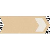 Renewal May 2015 Blog Train Mini Kit- Blank Pointer Label