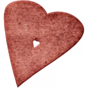 Rustic Charm Feb 2015 Blog Train Mini Kit- Heart Chippe