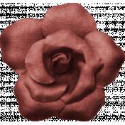 Rustic Charm Feb 2015 Blog Train Mini Kit- Pink Paper Rose