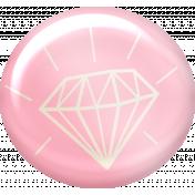 Shine- Pink Diamond Flair