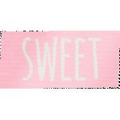 Shine- Word Art- Sweet