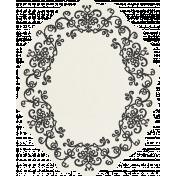 Reflections- April 2015 Blog Train MiniKit- Vintage Ornate Journaler