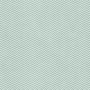 Birthday Wishes- Blue Chevron Paper