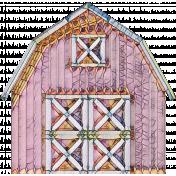 Cute little barn