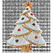Little white Christmas Tree
