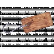 Wood Tag