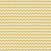 The Best Is Yet To Come 2017- Pattern Paper Yellow Zigzag