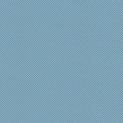 The Best Is Yet To Come 2017- Pattern Paper- Chevron Blue