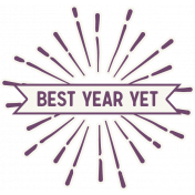 The Best Is Yet To Come 2017- Burst