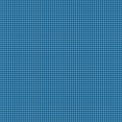 The Best Is Yet To Come 2017- Pattern Paper- Grid White on Blue