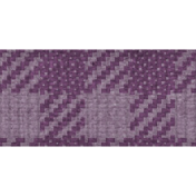 The Best Is Yet To Come 2017 Trims- Thin Purple Twill Ribbon 6""