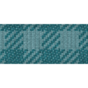 """The Best Is Yet To Come 2017 Trims- Thin Teal Twill Ribbon 12"""""""