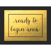 The Best Is Yet To Come 2017- Journal Card Anew (Horizontal)