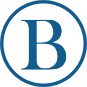 The Best Is Yet To Come 2017- Monogram Letter B