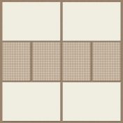 Pocket Page Template - Square A1