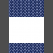 Pocket Basics 2 Minimalist Journal Card Templates- Layered Template- Double Pattern Border- 4x6