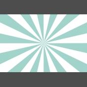 Pocket Basics 2 Bold Journal Card Template- Layered Template-Burst (4x6)