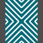 Pocket Basics 2 Bold Journal Card Template- Layered Template-X (3x4)