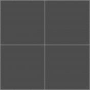 Tidy Pocket Page Stitches- Square Template L- Cream
