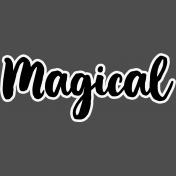 Pocket Basics 2- Pocket Titles- Layered Template- Magical 3
