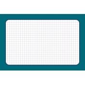 Pocket Basics 2 Classic Journal Card- Layered Template- Border (4x6)