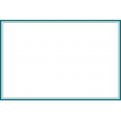 Pocket Basics 2 Classic Journal Card- Layered Template- Elegant (4x6)