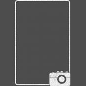 Pocket Basics 2 Photo Overlays- Camera Rough 4x6