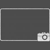 Pocket Basics 2 Photo Overlays- Camera Rough 6x4