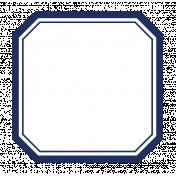 Pocket Basics 2 Label- Layered Template- Square Cut Corners