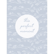 Fresh Start Journal Cards- Moment 3- 3x4