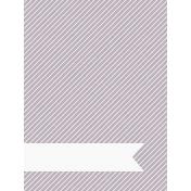 Fresh Start Journal Cards- Banner 3x4
