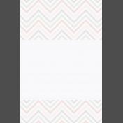 Fresh Start Journal Cards- Chevron 2- 4x6