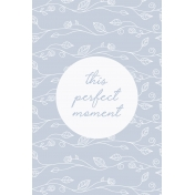 Fresh Start Journal Cards- Moment 3- 4x6