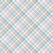 Fresh Start Patterned Papers- Paper 12