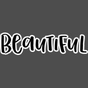 Pocket Basics 2 Pocket Title- Layered Template- Beautiful