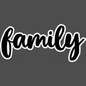 Pocket Basics 2 Pocket Title - Layered Template - Family 2